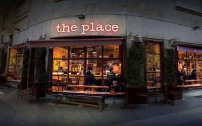 Il bistrot h 24 di The Place